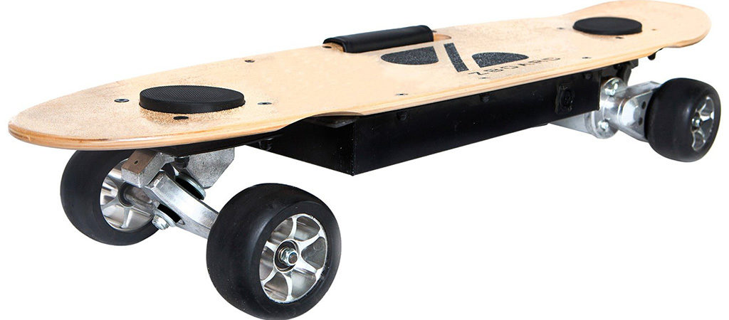 zboard classic electric skateboard review