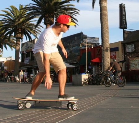zboard electric skateboard review