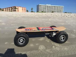 Munkyboards Electric Skateboard Review-2